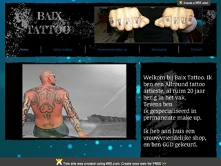 Baix Tattoo Harderwijk